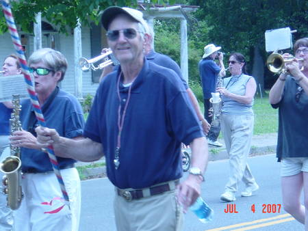 July 4, 2007 - Accomac Bicycle Parade